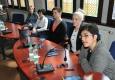 Zdjęcie z galerii Erasmus: młodzi Włosi i Finowie w Toruniu