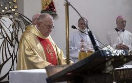 Stanisław Kardasz odprawił eucharystię