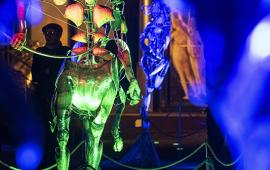 rzeźby w Parku Rzeźb
