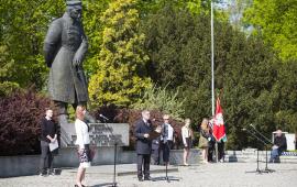 82. rocznica śmierci Marszałka Józefa Piłsudskiego