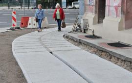 Zdjęcie z galerii BiT-City: węzeł przesiadkowy przy dworcu Toruń Miasto