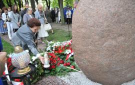 Zdjęcie z galerii Toruński Dzień Sybiraka 2015