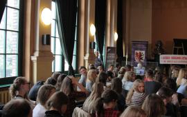 Zdjęcie z galerii Premier Ewa Kopacz w Toruniu