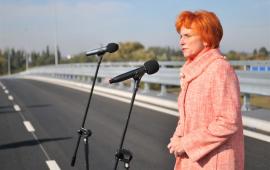 Zdjęcie z galerii Otwarcie II odcinka Trasy Średnicowej Północnej w Toruniu