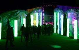 Zdjęcie z galerii Rozpoczął się 8. Bella Skyway Festival