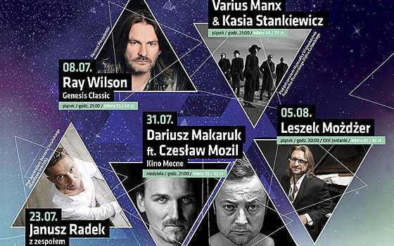 Zdjęcie do artykułu: Koncerty pod Gwiazdami