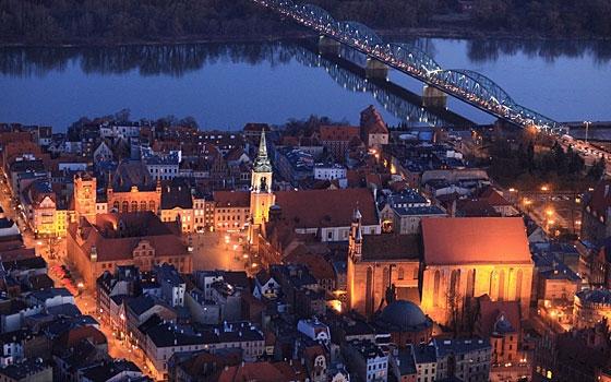 Beautiful Toruń