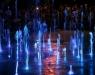 """Zdjęcie z galerii Muzyka z """"Excentryków"""" na fontannie Cosmopolis"""