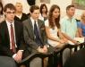 Zdjęcie z galerii Prezydent nagrodził najlepszych uczniów