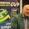 Zdjęcie z galerii Genzebe Dibaba na Copernicus Cup.