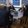 Zdjęcie z galerii Spotkanie z mieszkańcami Rubinkowa 2017