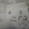 Zdjęcie z galerii Nagrodzone prace plastyczne dzieci z osiedla Jakubskie-Mokre