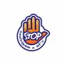"""Logo akcji """"Stop zwolnieniom z wf-u"""""""