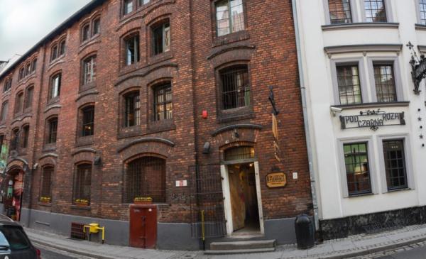 Na zdjęciu: budynek, w którym znajduje się Żywe Muzeum Piernika