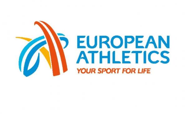 Logo organizacji European Athletics