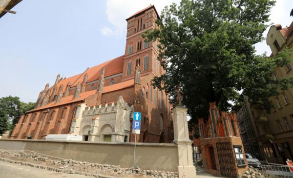 Na zdjęciu: kościół św. Jakuba