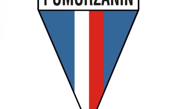 Grafika przedstawia logo Pomorzanina Toruń