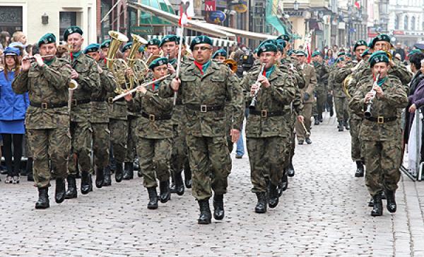 Zdjęcie do artykułu: Jubileusz Orkiestry Wojskowej