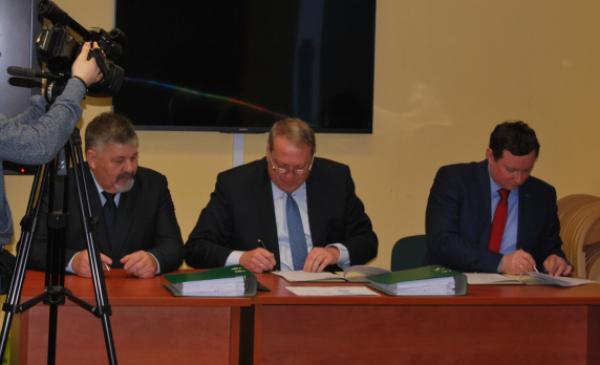 Umowa na rozbudowę sortowni została podpisana