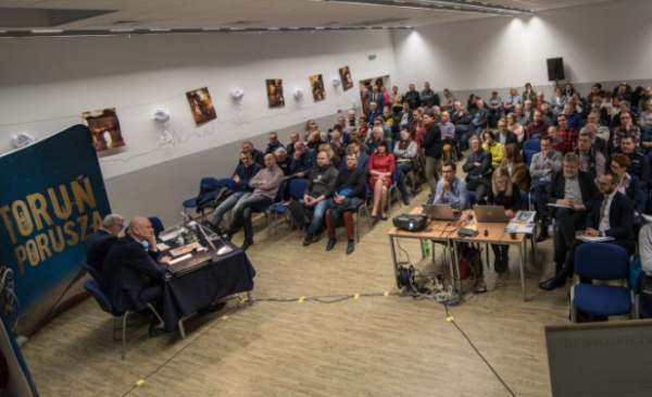 Spotkanie z mieszkańcami Bielaw i Grębocina