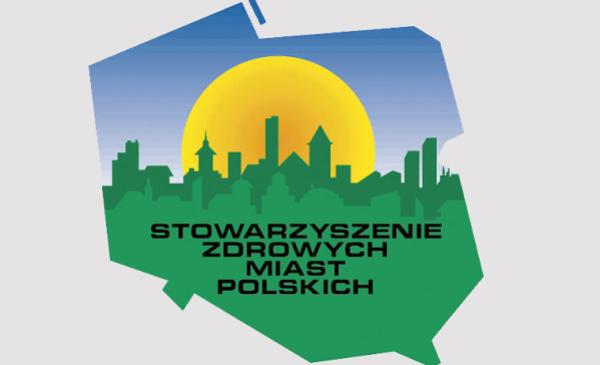 logo Stowarzyszenia Zdrowych Miast Polskich