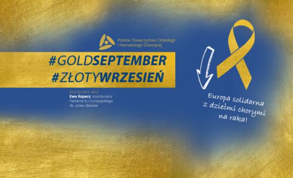 Grafika informująca o kampanii Złoty Wrzesień