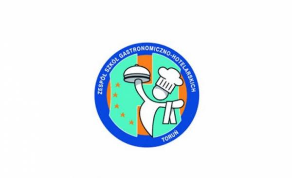 Logo Zespołu Szkół Gastronomiczno-Hotelarskich