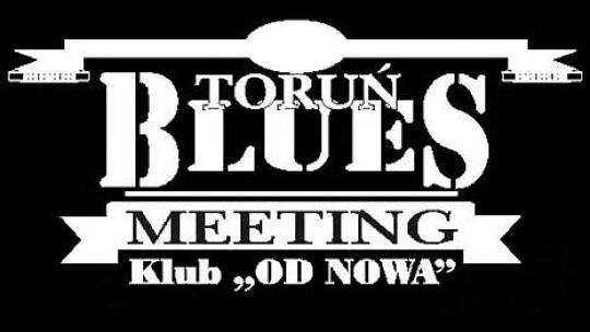 Logo Toruń Blues Meeting