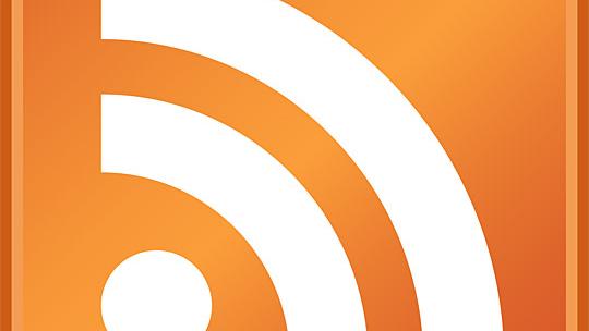 Kanały RSS, ikona