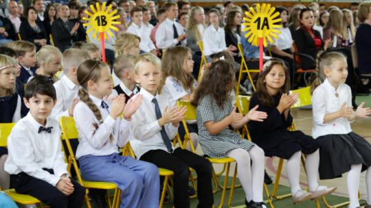 Nabór do szkół podstawowych