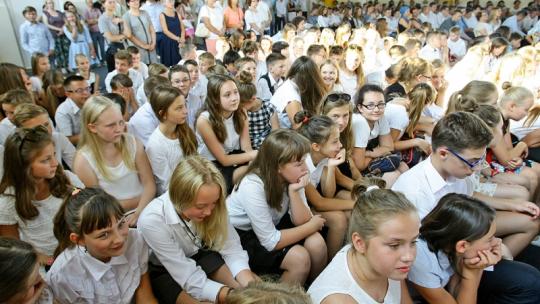Nagrody i stypendia dla zdolnych uczniów 2017/2018