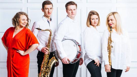 Ulla Saxophone Trio
