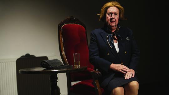 """Pipp Utton """"Grając Maggie"""", fot. Jacek Świerczyński"""