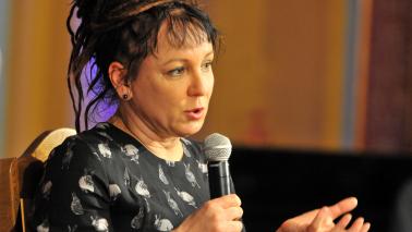 Olga Tokarczuk, fot. Magdalena Kujawa