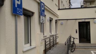 Na zdjęciu: nowa siedziba MOPR-u