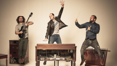 Hammond Grooves, fot. Gustavo Arrais