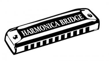 Harmonica Bridge Toruń