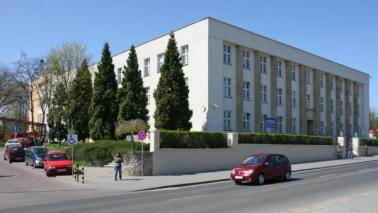 Na zdjęciu: budynek Miejskiej Przychodni Specjalistycznej