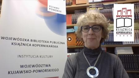 Na zdjęciu Katarzyna Kluczwajd