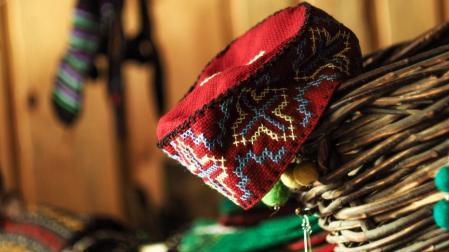 zdjęcie gruzińskiego nakrycia głowy