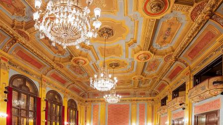 zdjęcie Sali Wielkiej Dworu Artusa