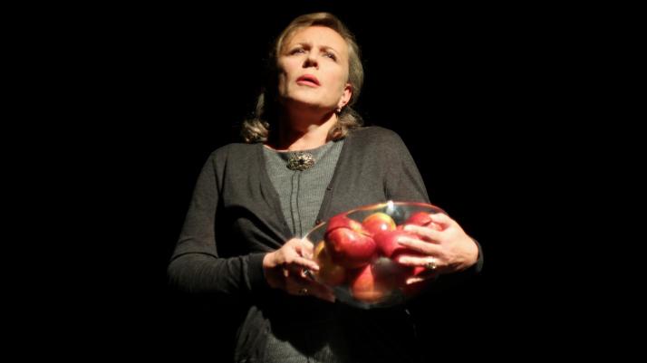 Zdjęcie ze spektaklu, fot. Karolina Wolf