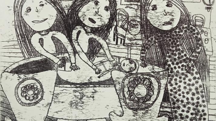 Autorka pracy: Eva Poligone, lat 12, Słowenia