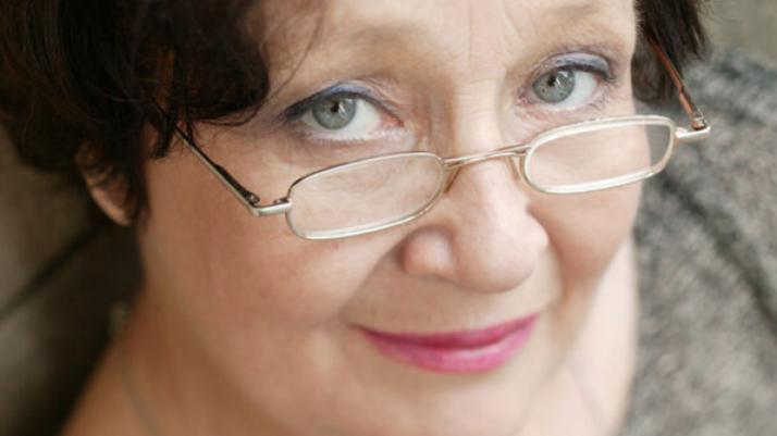 Ewa Dałkowska, fot. Bartłomiej Zaranek