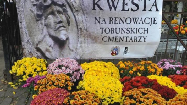 XVII kwesta na cmentarzu św. Jerzego