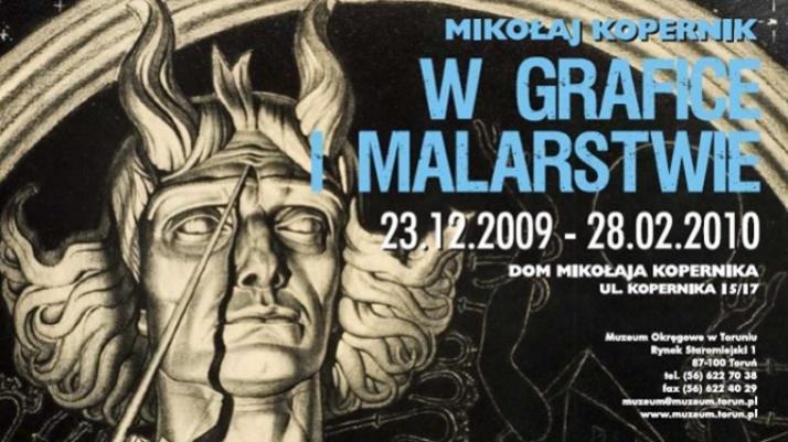 Archiwalny plakat muzealny