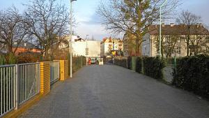 Na zdjęciu: ulica Czarlińskiego