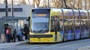 Tramwaje i autobusy w okresie świąteczno-noworocznym