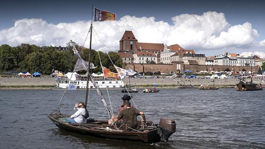 Zdjęcie z ubiegłorocznego Festiwalu Wisły, fot. Wojtek Szabelski