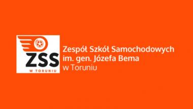 Logo Zespołu Szkół Samochodowych